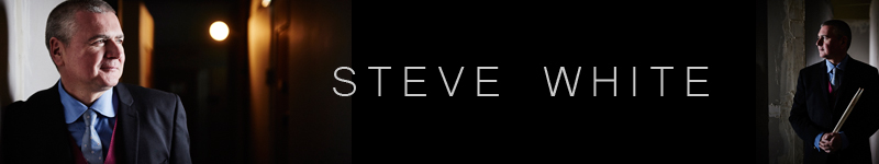 Steve White | Drummer | Percussionist | Educator